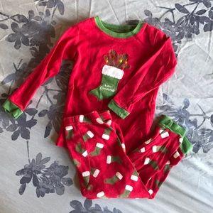 2 year old Christmas Pajama set